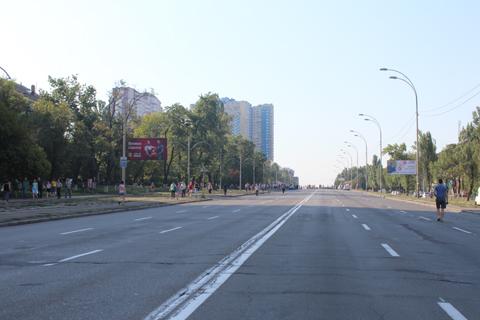 Протестувальники розблокували Харківське шосе уКиєві