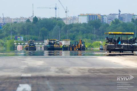 Аеропорт Київ із 25 травня відновлює польоти