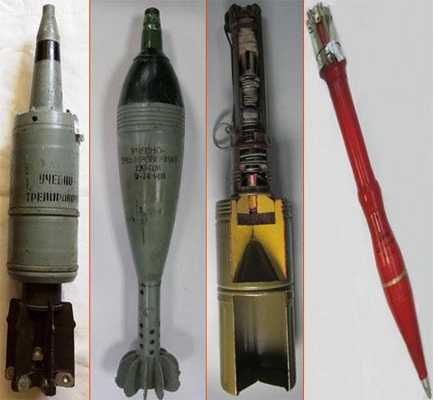 Снаряды и ракеты из тайного хранилища под Киевом сбывались через интернет, - замглавы Нацполиции Троян - Цензор.НЕТ 6633